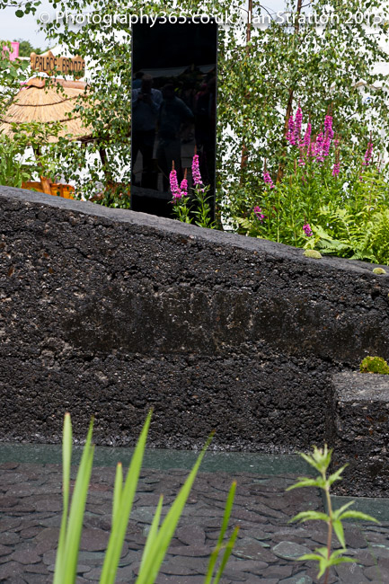 20150629  © Ian Stratton Hampton Court Palace. Press Preview Day at Royal Horticultural Society's Hampton Court Palace Flower Show 30th June 2015 - 5th July 2015. Picture Shows: